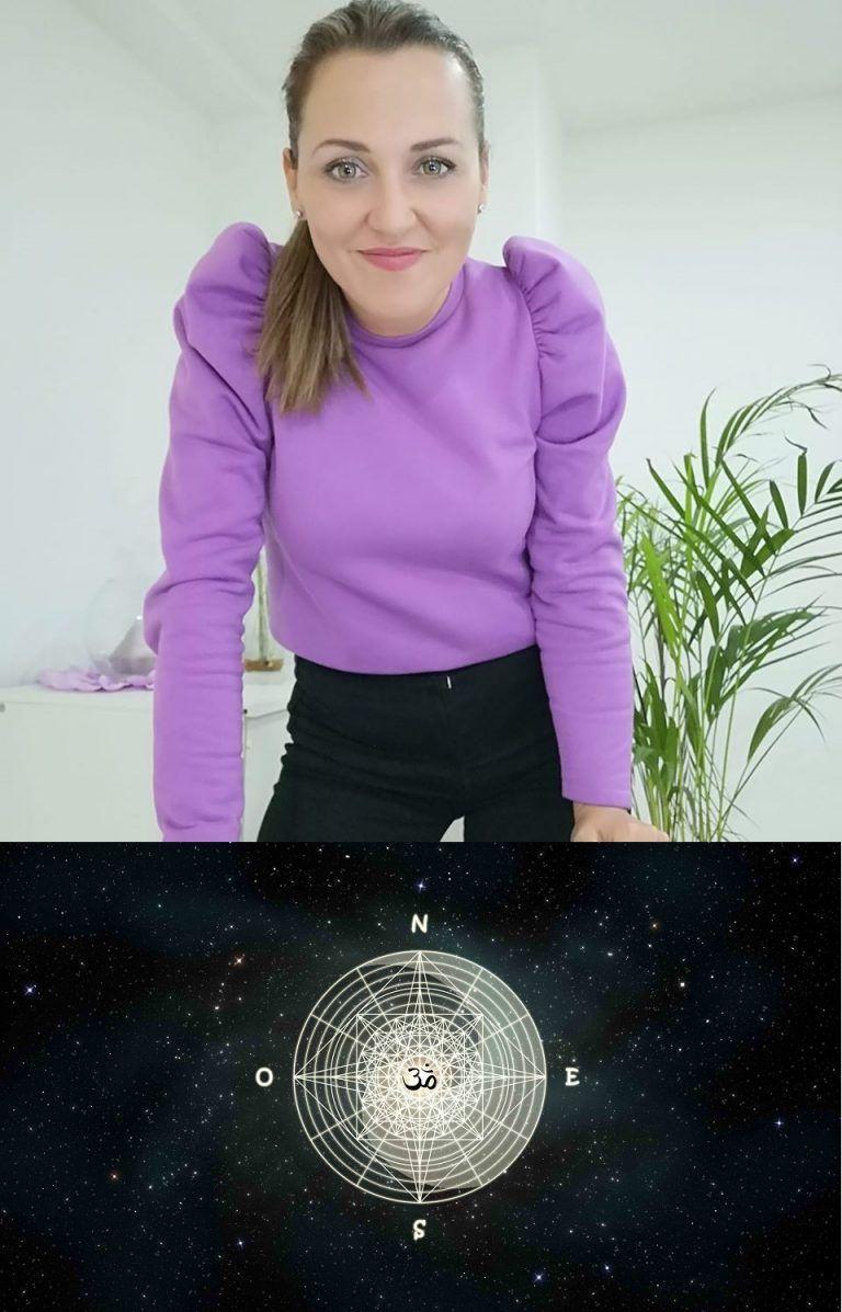 Carolina Romero Constelación Akáshica Cuántica